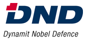 Logo DND Dynamit Nobel Defense, 57299 Burbach, Germany