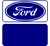 Logo FORD Tracteurs Equipements Agricoles