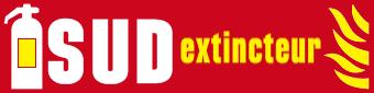 Logo SUD extincteur, produits, matériels et systèmes pour la lutte contre le feu